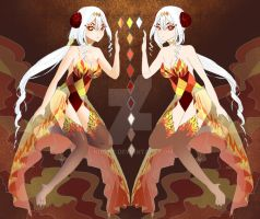 Auction Adoptable : Summer (CLOSE) by NuSinE