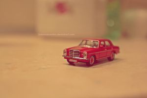 Little car by DoloresReventon