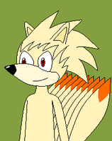 Sonic Styled Ninetales by Masterge77