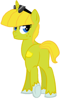 LemonDrop new oc by InvaderLexAndFriends