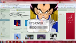 IT'S OVER 9000 by Dannyfroman