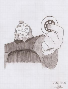 Charcoal Iroh    Avatar by MEAltair