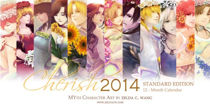 MYth A.D. 2014: Cherish standard edition by zeldacw