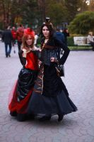 steampunk and goth by MysteriaViolentStock