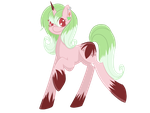 OTA green/red pone [CLOSED] by Art-of-Sorrows