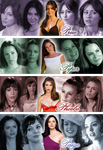 The Halliwells Banner Set by clarearies13