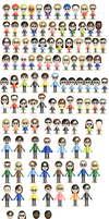 South Park Miis by ajpokeman