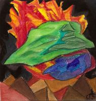 Fire and Stone 06.1993 by Flowerbird8