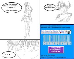 HieiXKagome Page 1 of 2 by DiKeih1