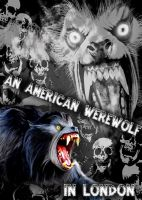 An American Werewolf In London by Gojigirl