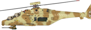 ACI.39 Helicopter Gunship by AC710N87