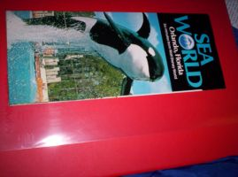Old Sea World Brochure by orcafinatic