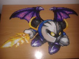 Huge MetaKnight by Jesusclon