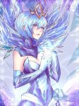 Lux Elementalist ice by MaiuLive