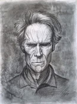 Unplugged - Clint Eastwood by Gizmoatwork
