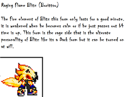 Raging Flame Blitz Bio by FrostBurned-Soul