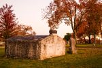 crypt in fall by prefect42