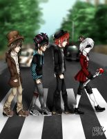 Abbey Road by miesmud