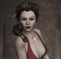 Character by karibous-boutique