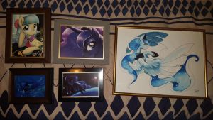 Cadres/frames My Little Pony (3) by cedricc666