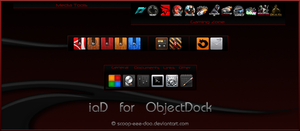 iaD for ObjectDock by scoopeeedoo
