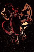 HellBoy by AdamHughes