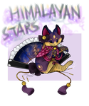 [AUCTION] Himalayan Stars Fantsuneko (CLOSED) by Vilshanka