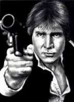 Star Wars Han Solo by Dr-Horrible