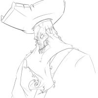 Lechuck Face concept 1 by yellow-five