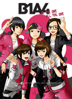B1A4 by InnocenceShiro