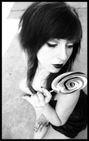 Black and White Candy by Foreveryoursalways