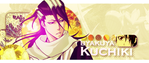 Byakuya Kuchiki Tag by TattyDesigns