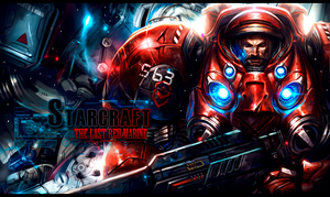 Starcraft (The last red marine) by Eunice55