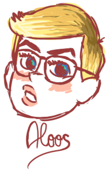 Aloos by StormSketch
