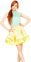 Lizzy (After School) PNG Render by classicluv