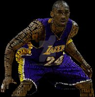Kobe Bryant by dangxbh
