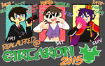 Eirtakon 2015 Cosplans by realalfred