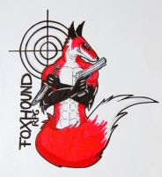MGS Foxhound Logo by Revie6661