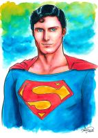 Superman by Ireness-Art