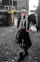 Rozen Maiden - Suigintou by pure-faces
