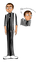 Sheldon as The Doppler Effect by Syas by LUVKitty13
