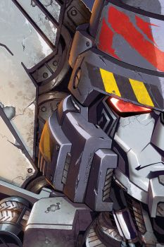TF Ongoing 22 cover A by dyemooch