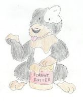 Peanut Butter and Ronts by Traxer
