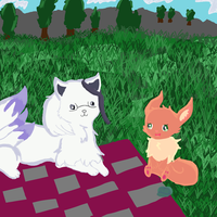 Pleasant Picnic by MixedMelodies