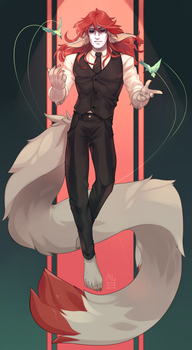 Fullbody commission by MLarty