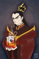 Cocoa for Ozai by applejaxshii