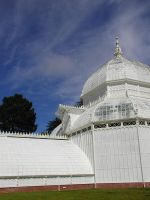 Conservatory of Flowers - SF by diabolic-sun