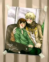 APH-A Warm Winter: Love Russia by AlaisL