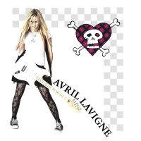 Avril Lavigne T-Shirt Design 2 by Jodie-Ellis