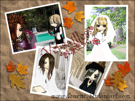 Chibi Versailles: Photoshoot by lourne